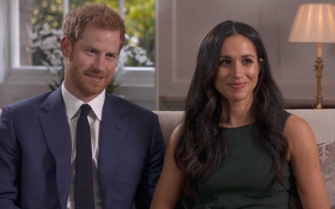 Kislánya született Harry hercegnek és Meghan hercegnének