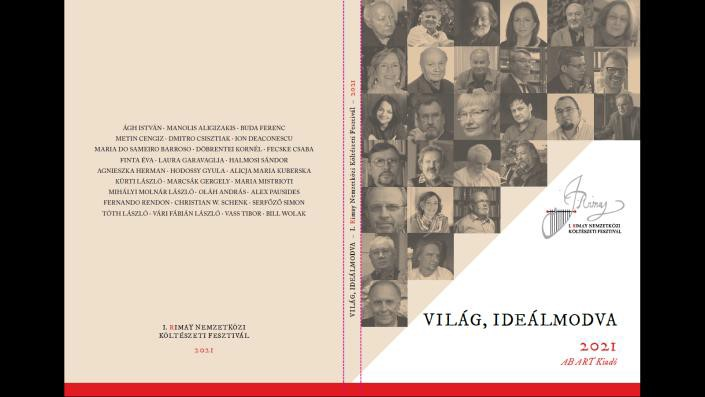 Kossuth-díjas költőnk az Irodalmi Kilátó mai vendége