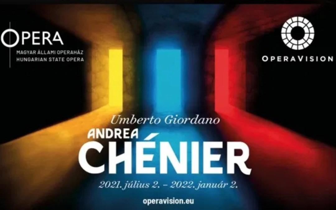 Fél évig ingyenesen elérhető lesz a Magyar Állami Operaház Andrea Chénier-előadása