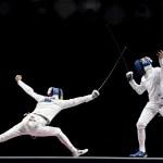 Ukrán és magyar érem is született párbajtőrben a tokiói olimpián