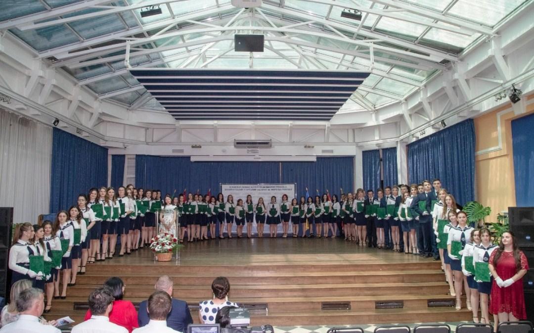 Tanévzáró ünnepség a Rákóczi-főiskola Szakgimnáziumában