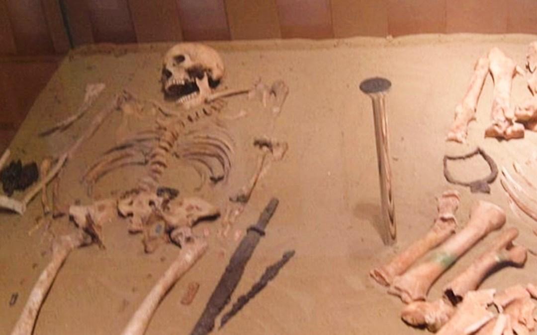 Avar kori sírokra bukkantak a Paksi Atomerőműnél