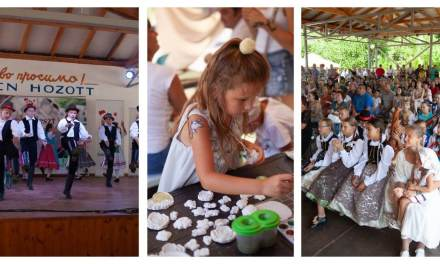 Пишаємося нашими предками! – IX Курусфест в Пийтерфолві