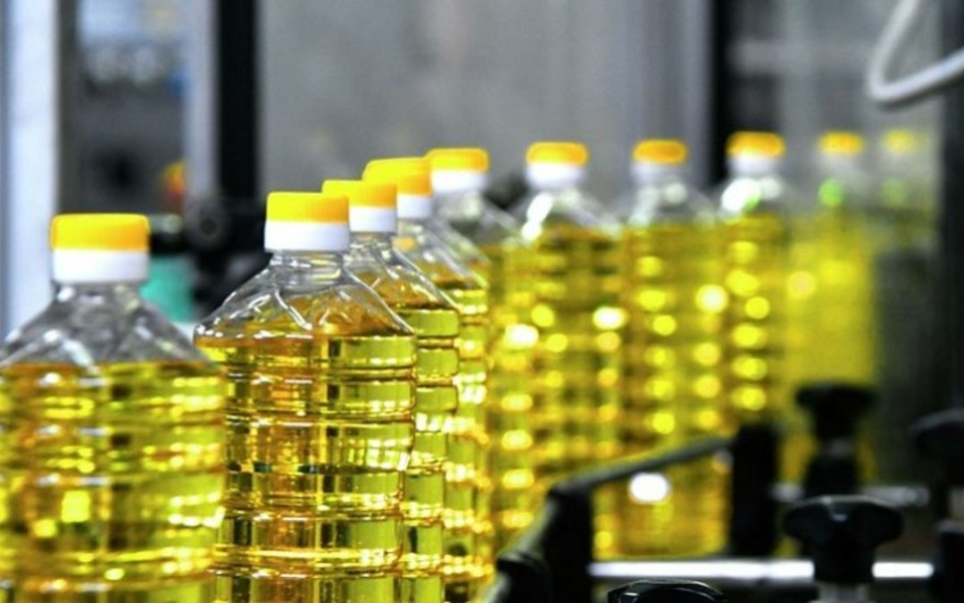 Száz hrivnyára emelkedhet a napraforgóolaj ára Ukrajnában