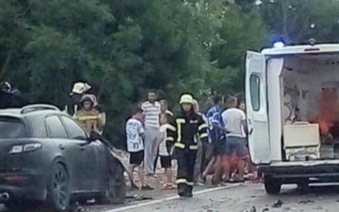 Halálos baleset történt Munkács közelében