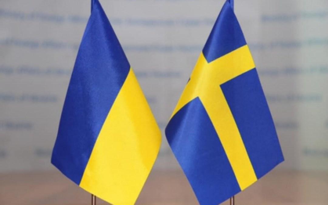 Svédország megnyitja határait az ukránok előtt