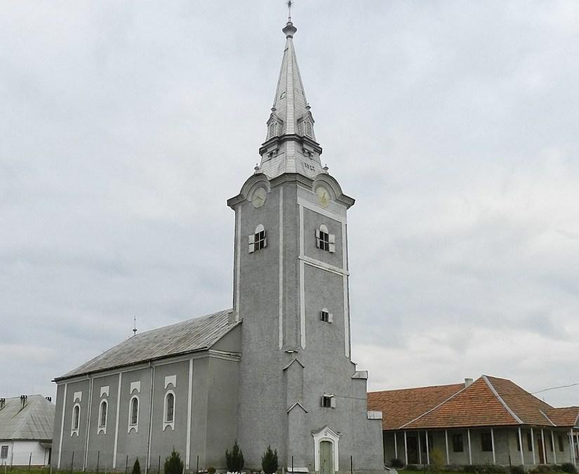 Kárpátalja anno: a beregsomi református templom