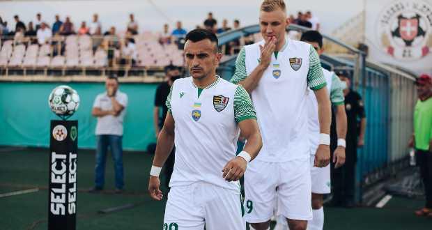 Megszerezte első pontját az Ungvári FC, helytállt Kijevben a Minaj