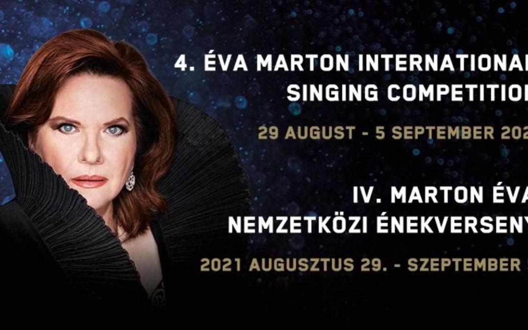 Összeállt a Marton Éva Nemzetközi Énekverseny döntős mezőnye