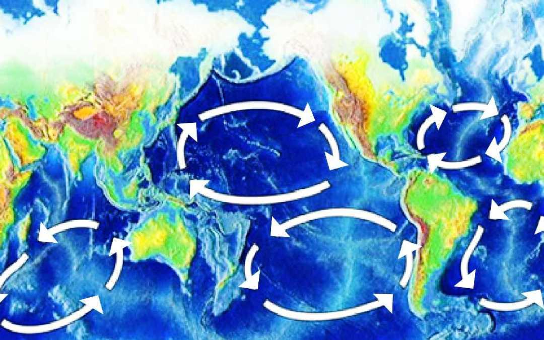 Gyengülnek az áramlatok az Atlanti-óceánban