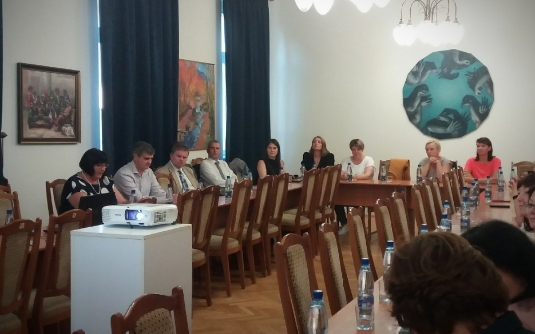 The management of the Rakoczi Institute participated in an all-Ukrainian forum