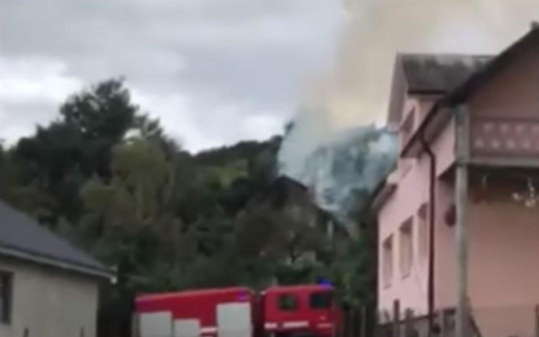 Halálos tűzeset a Munkácsi járásban