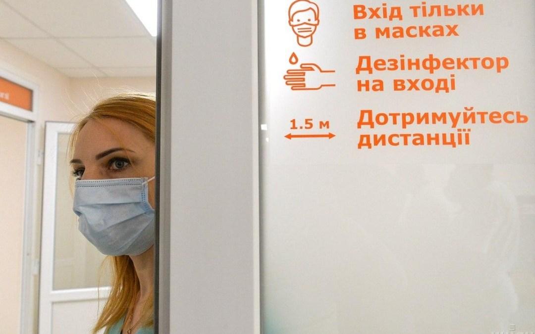Közel négyezer koronavírusos megbetegedést regisztráltak Ukrajnában