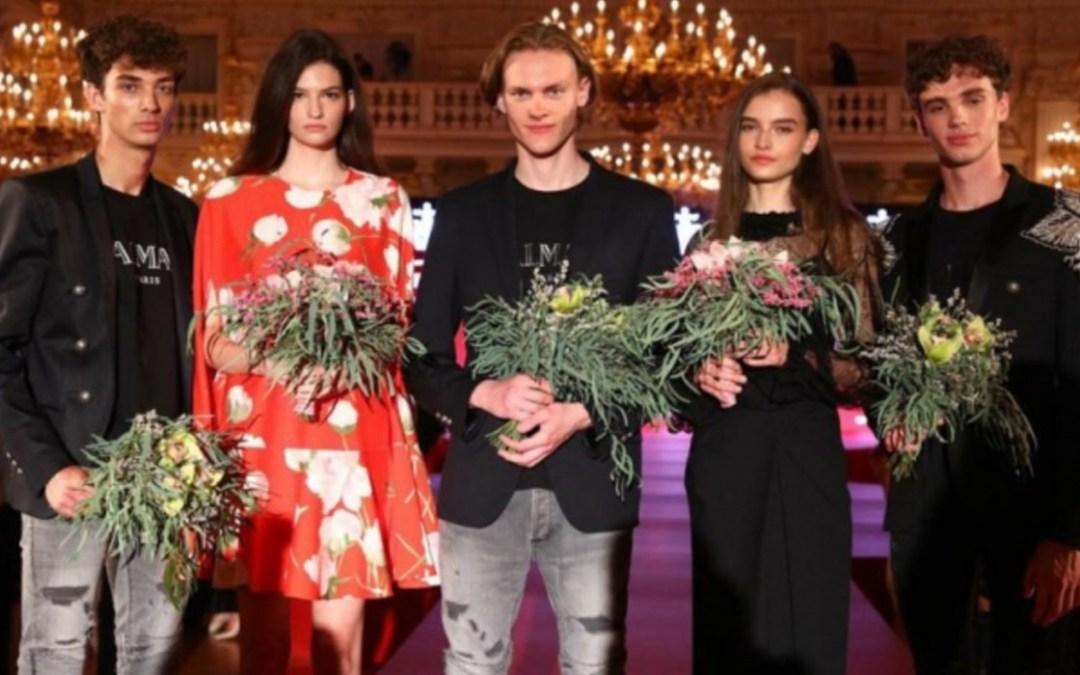 Nemzetközi modellversenyt nyert egy kárpátaljai fiatal