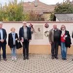 Emléktáblát avattak Petróci Iván és Garanyi József tiszteletére
