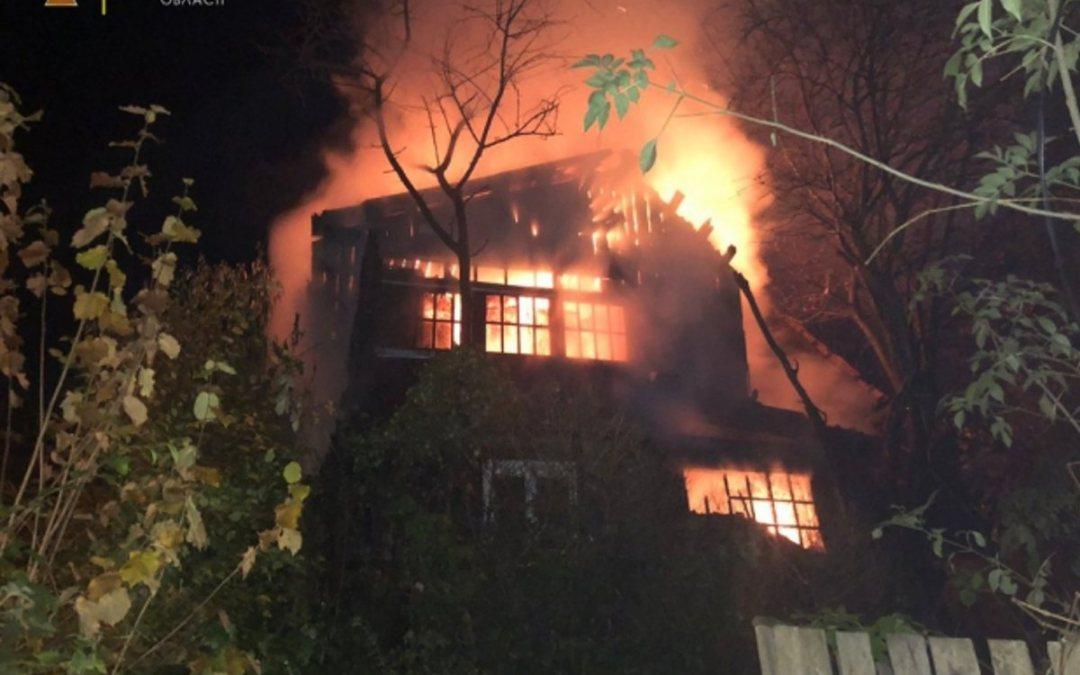 Tűzesetben vesztette életét egy nő Rahón