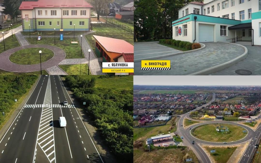 Kárpátaljai építkezésekről számolt be Zelenszkij