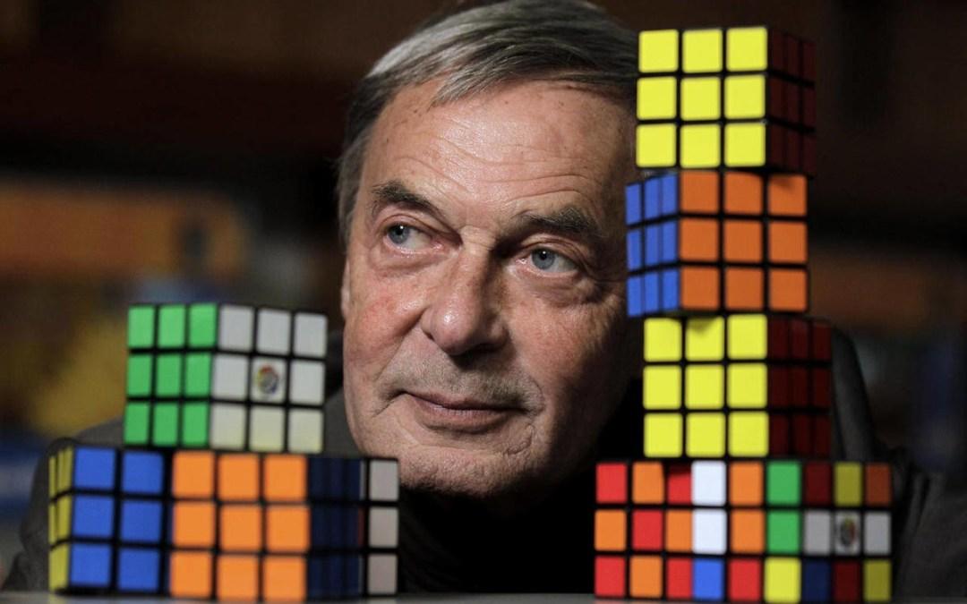 A Rubik-kocka története