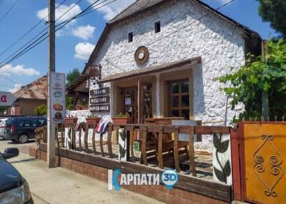 Ресторан «Мадярка» у Велика Бийгань