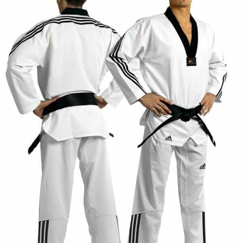 Distributor ADIDAS Adi FLEX 3 TKD Uniform Grosir