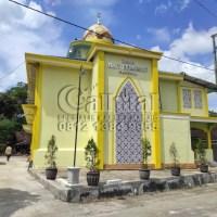 Karpet Masjid Di Semarang Terpasang | Baiturrohman Susukan