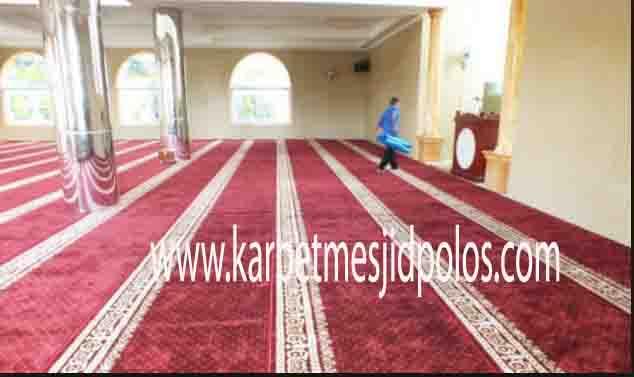 jual karpet masjid murah di depok pusat