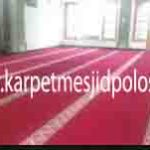 jual karpet masjid roll di monas Jakarta