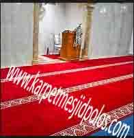 penjual karpet masjid roll di cikarang barat