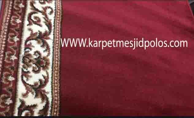 penjual karpet masjid roll di cikampek utara