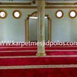 penjual karpet masjid roll di karawang utara