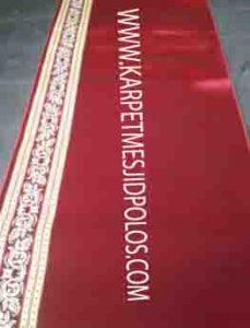 penjual karpet masjid roll di balikpapan utara
