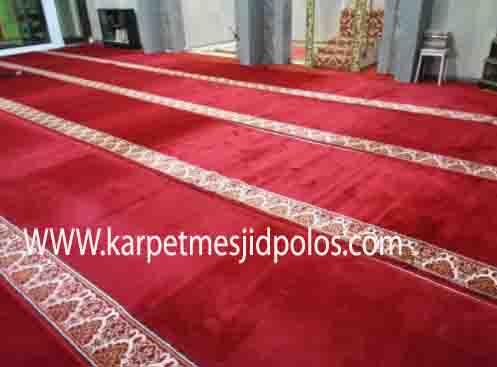 jual karpet masjid murah di aren jaya Bekasi