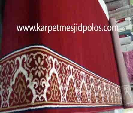 jual karpet masjid murah di jati rahayu Bekasi