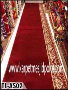 Grosir tempat jual karpet masjid di Sukamahi cikarang barat