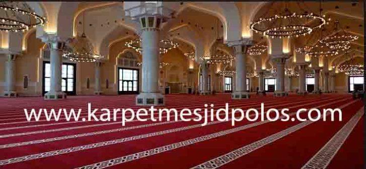 dimana tempat pesan karpet masjid di Jakamulya bekasi timur