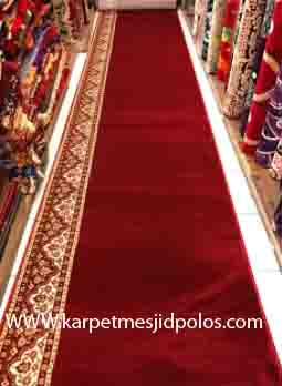 menjual karpet masjid di Jakamulya bekasi timur