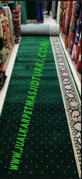 karpet masjid turki murah di pisangan timur jakarta timur