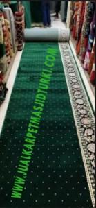 jual kapret masjid roll tebal turki di bogor barat