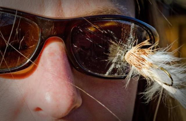 uszkodzenie okularów, uraz oka