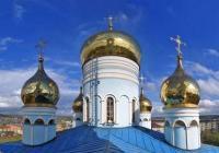 Строительство Максимовской церкви в Турьинских рудниках