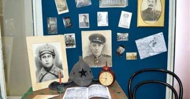 Новая экспозиция к 70-летию Победы