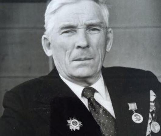 Ольков Алексей Фёдорович