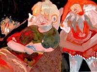 Иллюстрация к сказке Н.Вагнера Чудный мальчик . Гуашь. Каримова Аня 9 лет3235