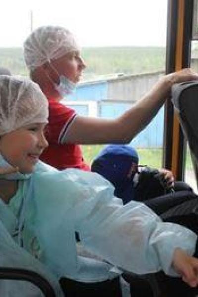 Автобусная экскурсия. Микстура веселья делает чудеса!