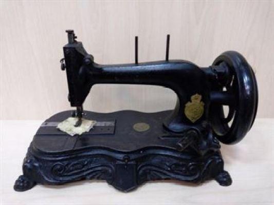 Виртуальная выставка швейных машинок