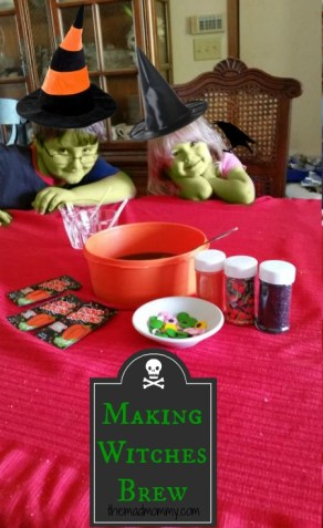 Witches Brew from the mad Mommy