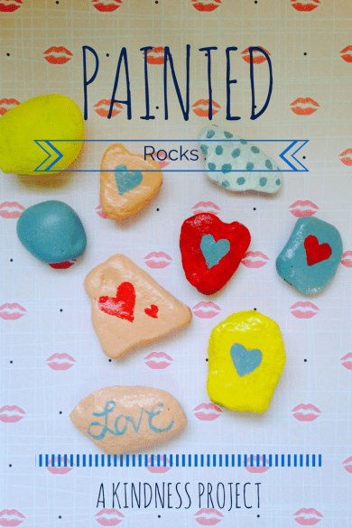 DIY Painted-rocks andie conn