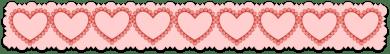 Heart Divider 390x54