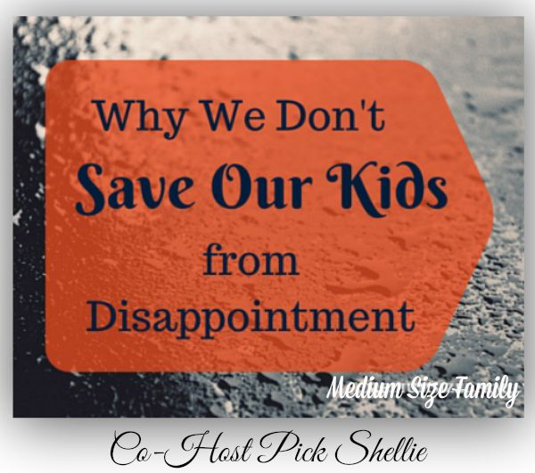 Save Our Kids From Disappointment