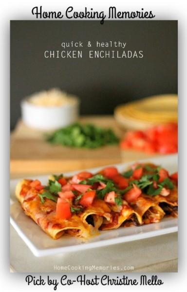 Quick-and-Healthy-Chicken-Enchiladas